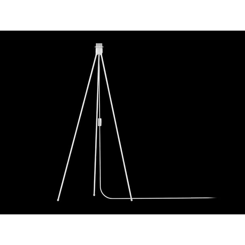 pied de lampadaire tripode blanc vita comptoir des lustres. Black Bedroom Furniture Sets. Home Design Ideas