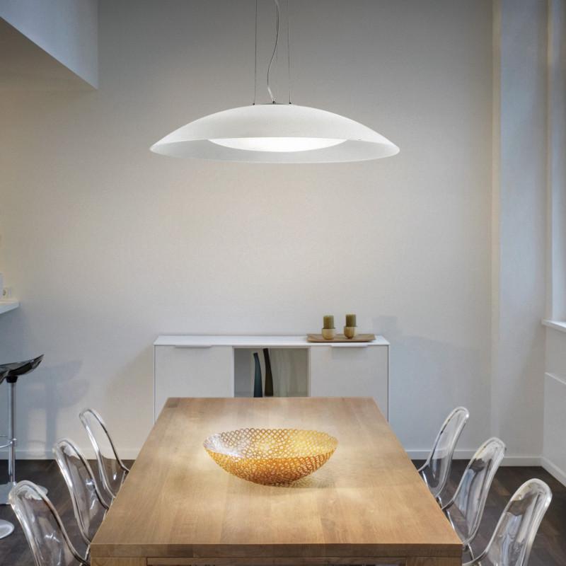 suspension lena ideal lux comptoir des lustres. Black Bedroom Furniture Sets. Home Design Ideas