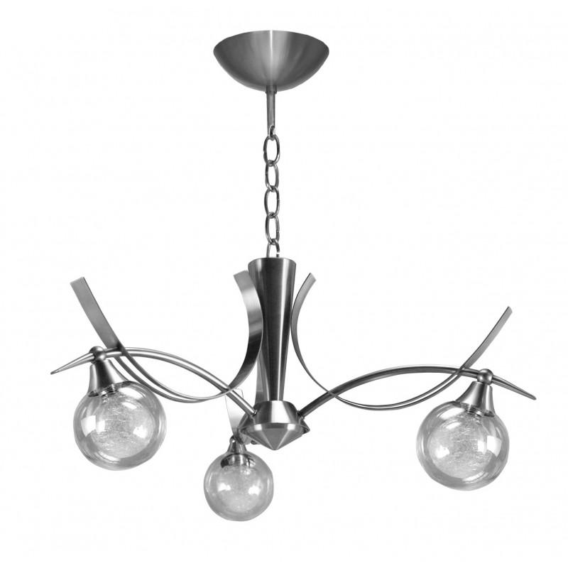 Lustre Maori 3 lampes