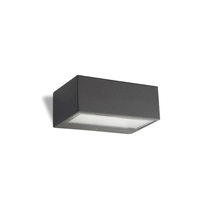 applique d 39 ext rieur nemesis 2 coloris leds c4 comptoir des lustres. Black Bedroom Furniture Sets. Home Design Ideas