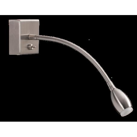Liseuse flexible à LED 2 finitions