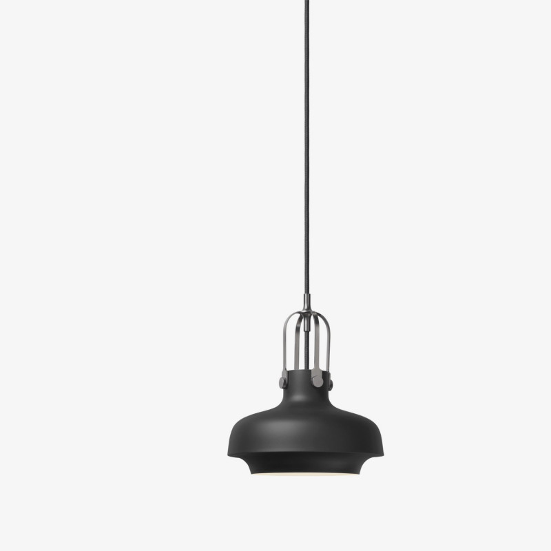 Suspension Copenhagen SC6 Noir mat &Tradition