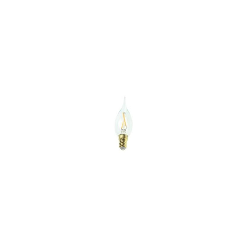 Ampoule LED Flamme Grand siècle Claire 2W E14 Girard Sudron