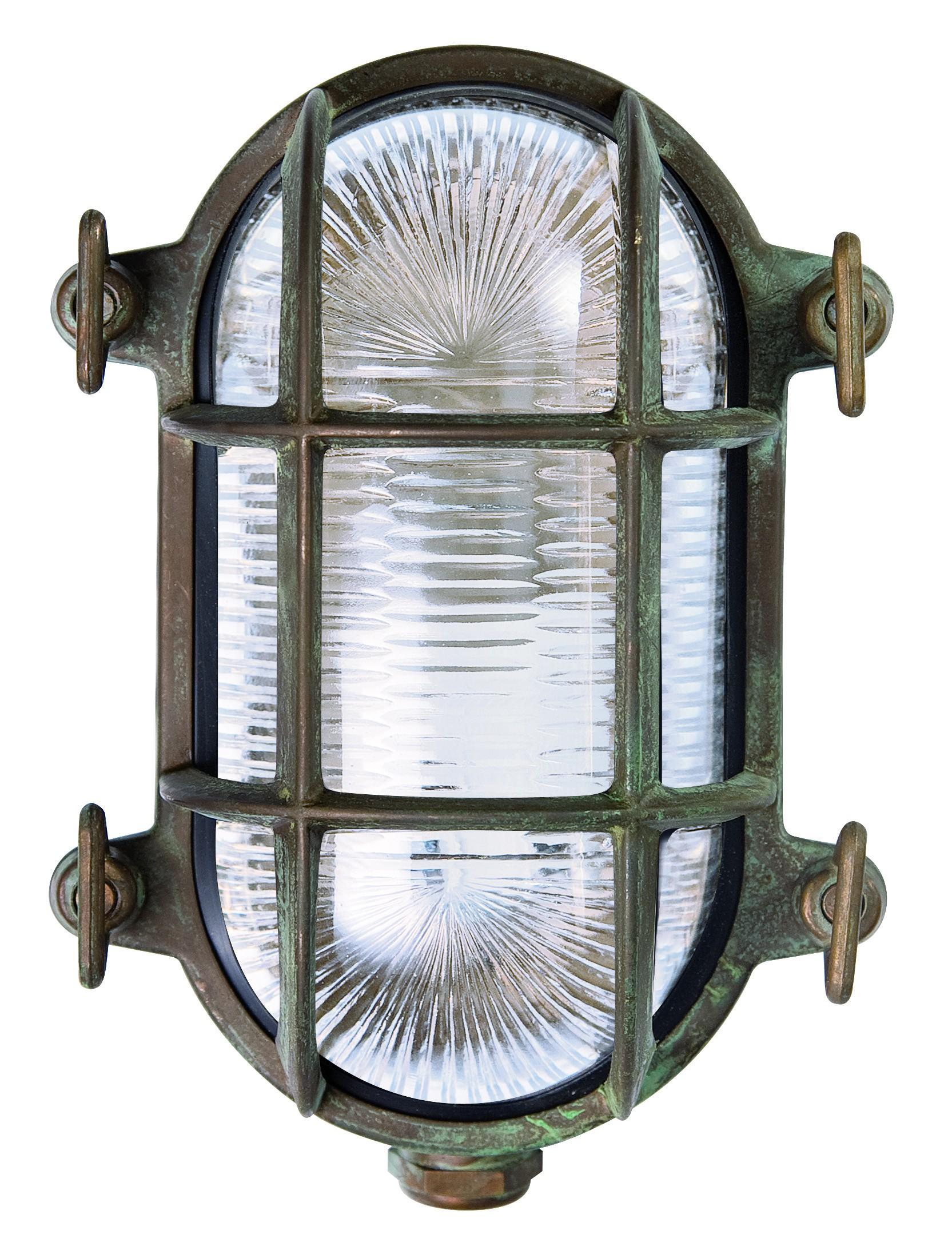 luminaire exterieur ovale