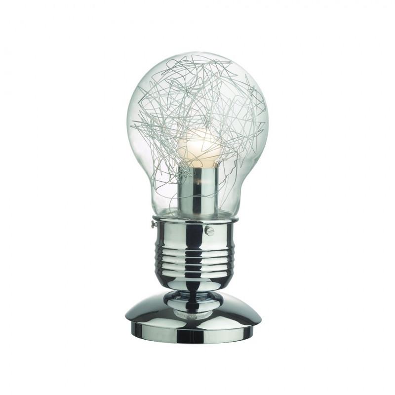 lampe poser ampoule filaments ideal lux comptoir des lustres. Black Bedroom Furniture Sets. Home Design Ideas