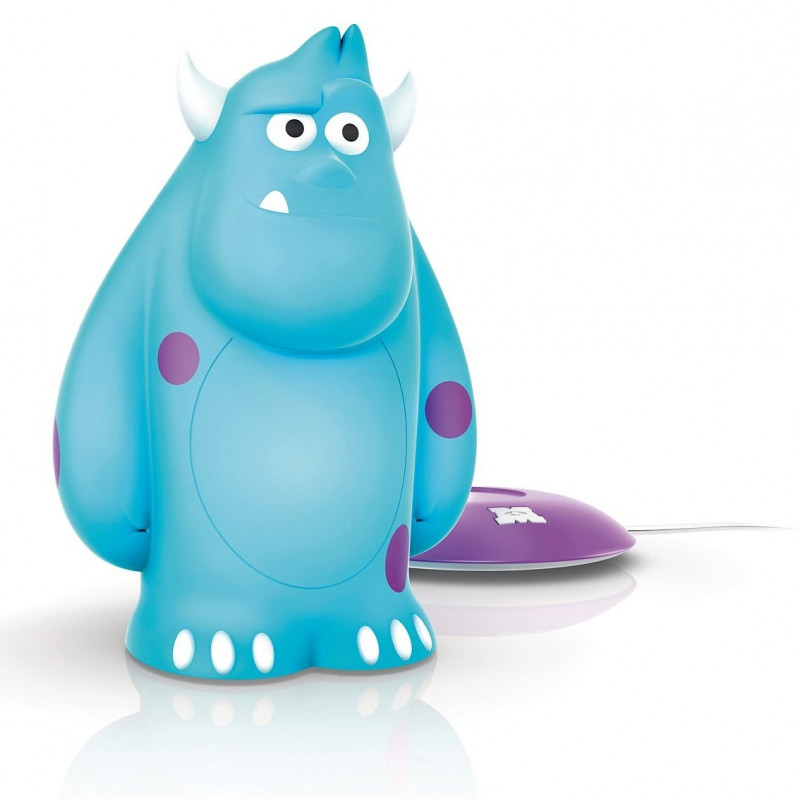 Veilleuse portable LED à induction Disney Sully Philips