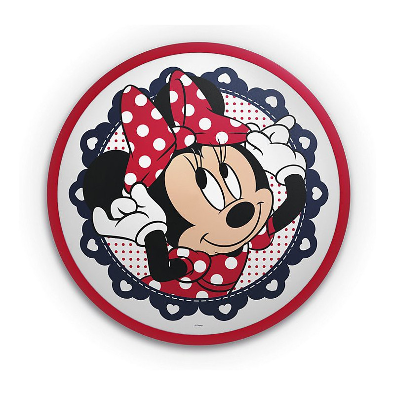 Plafonnier LED Disney Minnie Philips