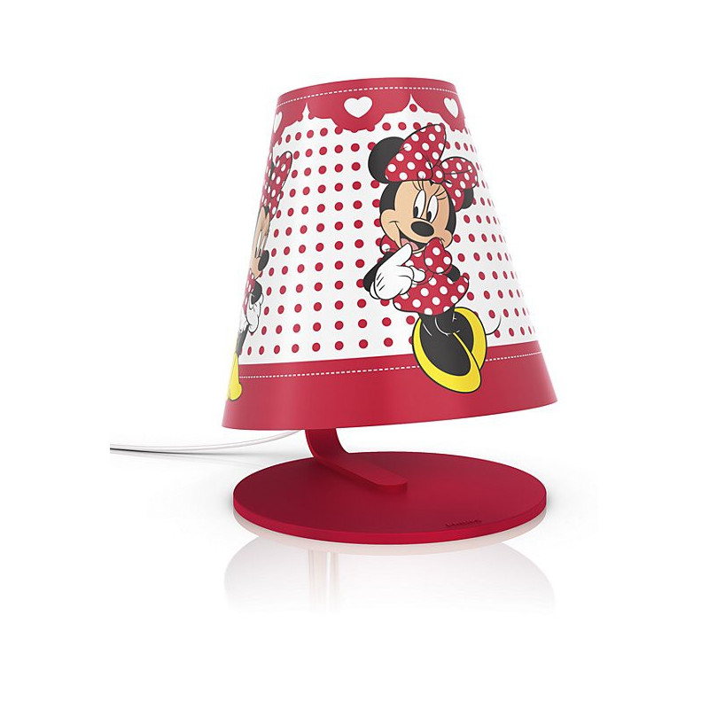Lampe à poser LED Disney Minnie Philips