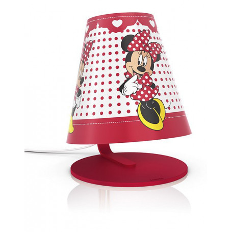 Lampe à poser LED Disney Minnie