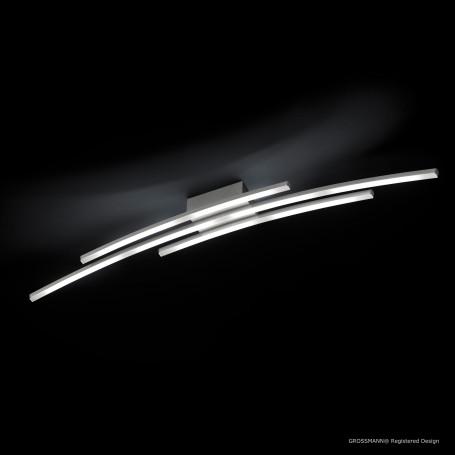Plafonnier à LED 114 cm Piano