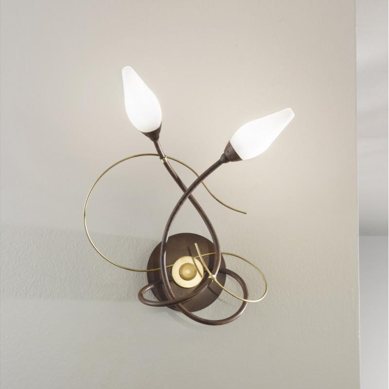 Applique Armonia 2 lampes Masca