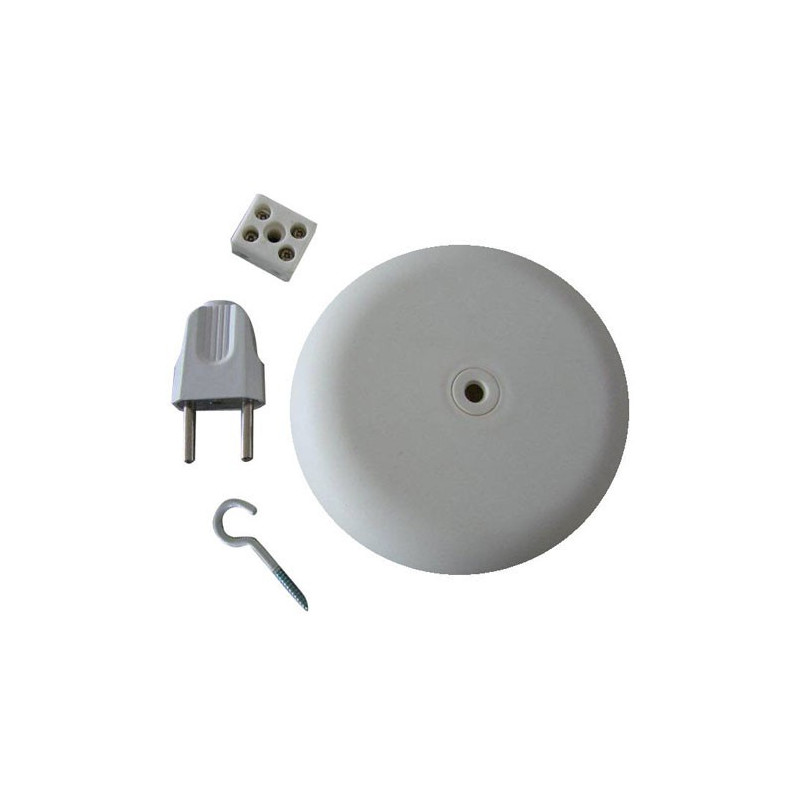 Kit de fixation rosace pour suspension E27 Muuto