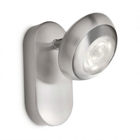 Spot à LED Sepia Chrome