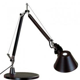 Lampe de bureau Tolomeo Micro Noir