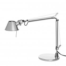 Lampe de bureau Tolomeo Micro Aluminium