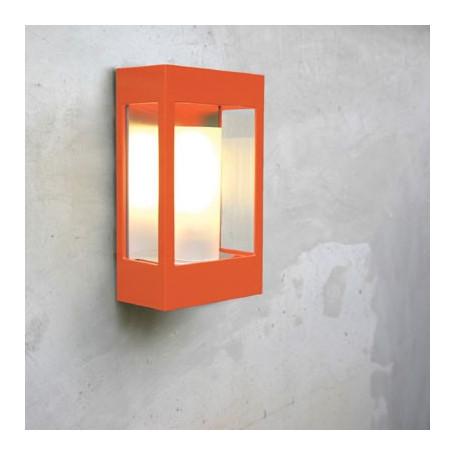 Applique d'extérieur Brick Orange