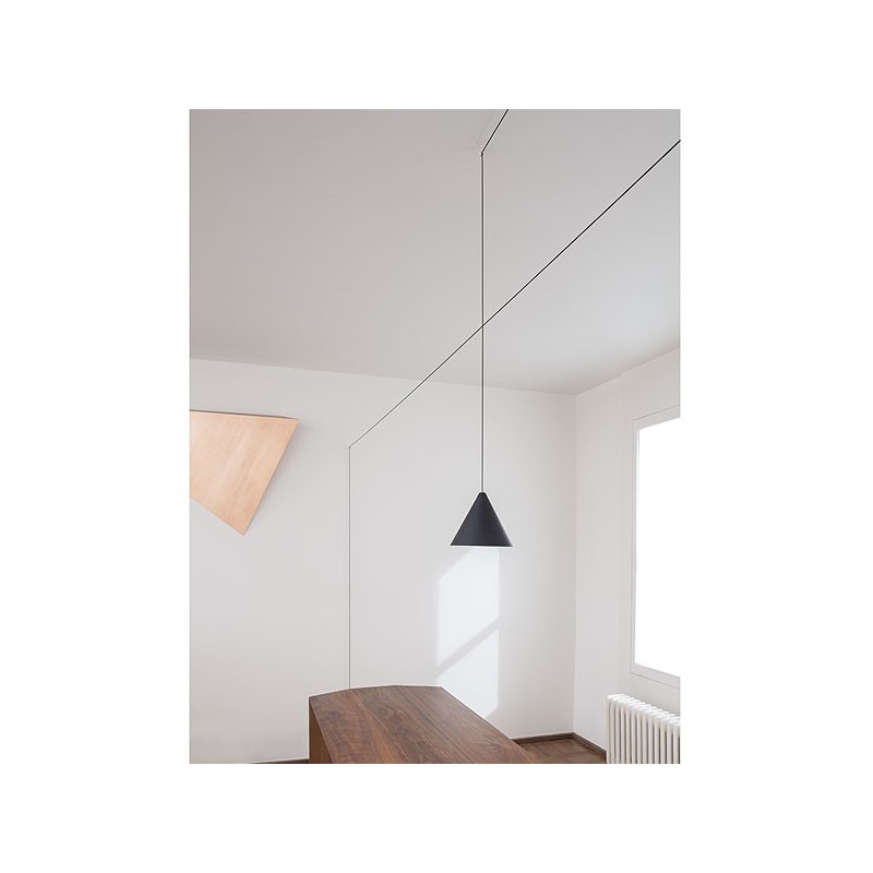 Suspension String Light Cône Flos