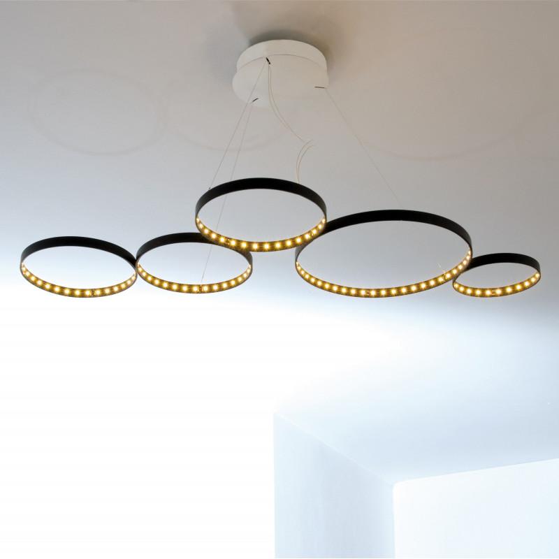 Suspension LED Super 8 Le Deun