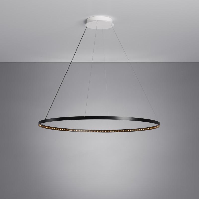 suspension led circle 80 le deun comptoir des lustres. Black Bedroom Furniture Sets. Home Design Ideas