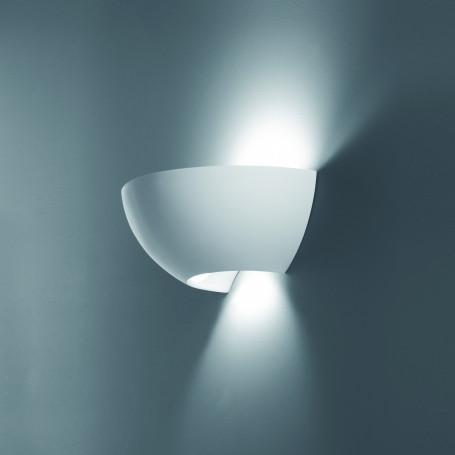 Applique Compact double éclairage