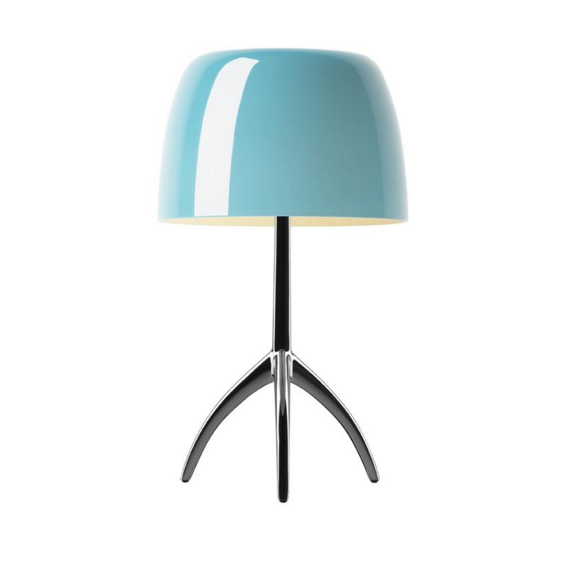 Lampe Lumiere 05 Piccola Turquoise Foscarini