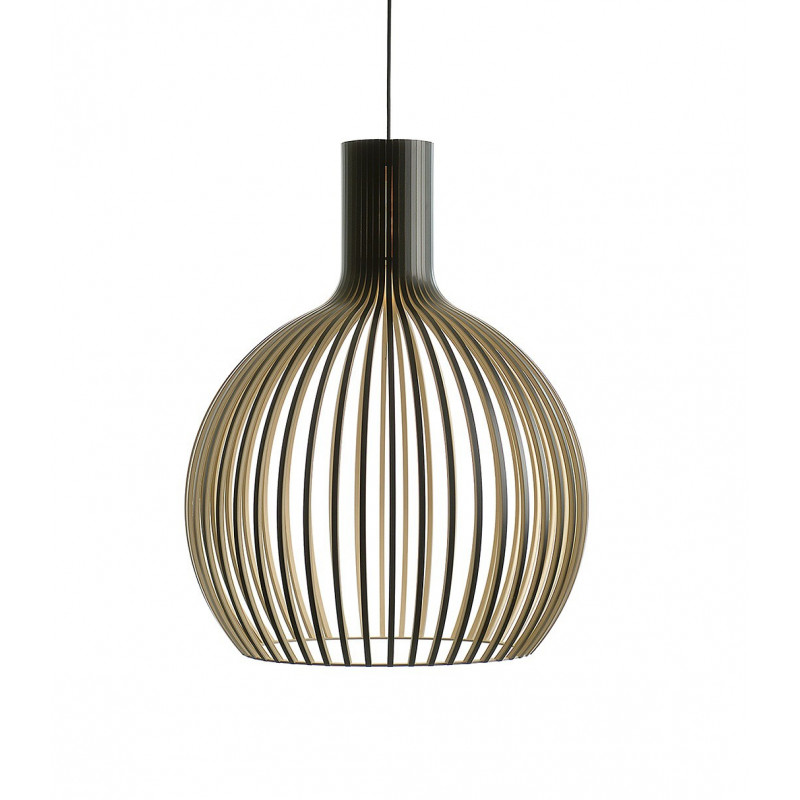 Suspension Octo 4240 Noir Secto Design