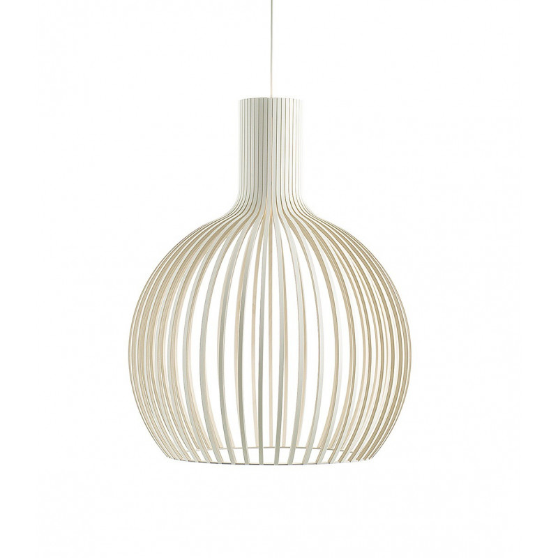 Suspension Octo 4240 Blanc Secto Design