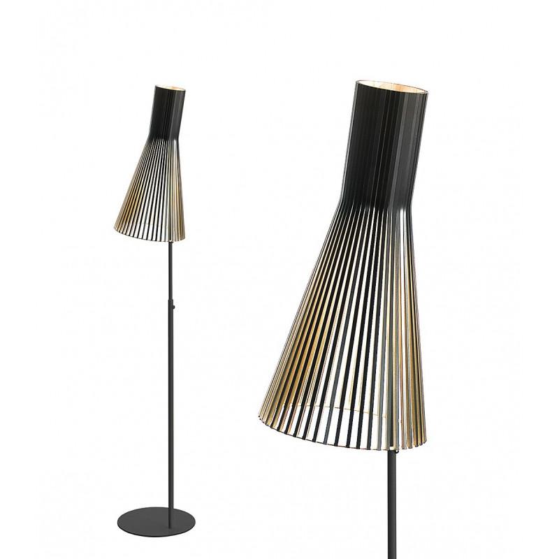 Lampadaire Secto 4210 Noir Secto Design