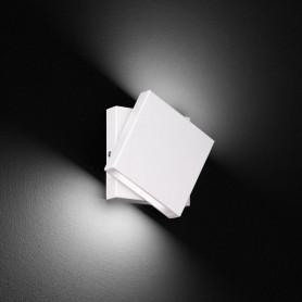 Applique LED pivotante Blanc