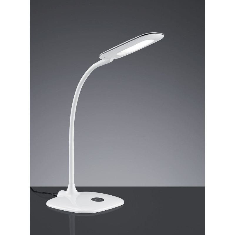 Lampe de bureau LED Polly 2 coloris Trio Leuchten