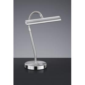 Lampe LED Curtis Nickel