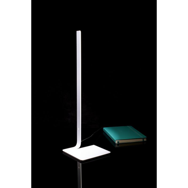 Lampe à poser LED Up Blanc Arpel Lighting