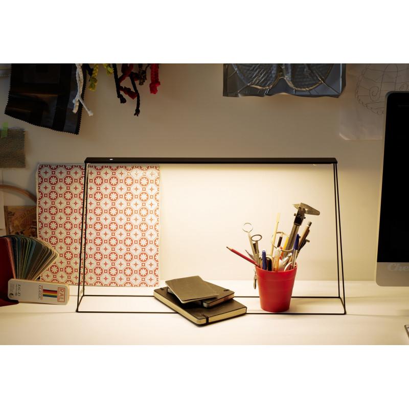 Lampe de bureau LED Fine 500 Noir Arpel Lighting