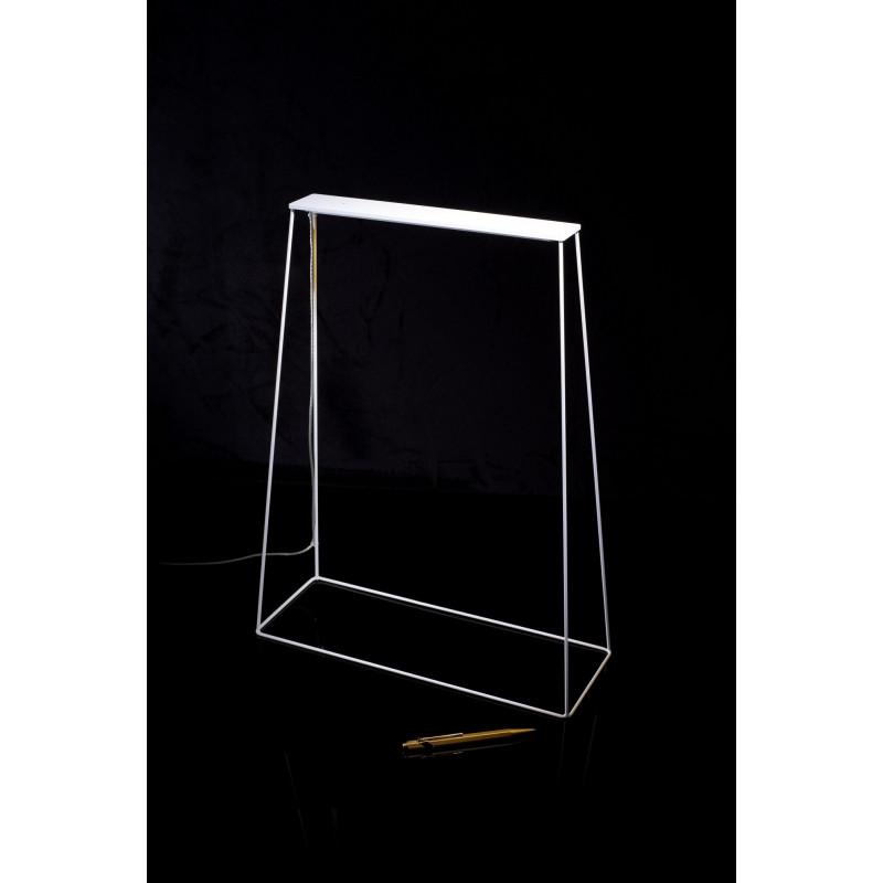 Lampe à poser LED Fine 400 Blanc Arpel Lighting