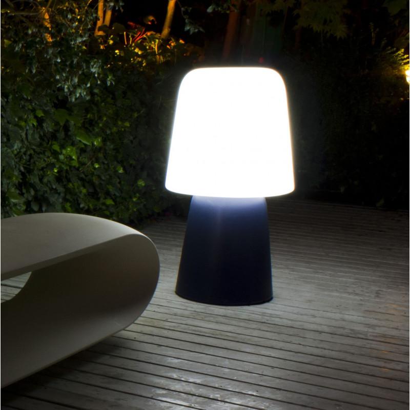 Lampe d'extérieur PicNic Bleu Serralunga
