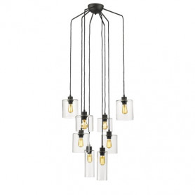 Suspension Ilo-Ilo 8 lampes