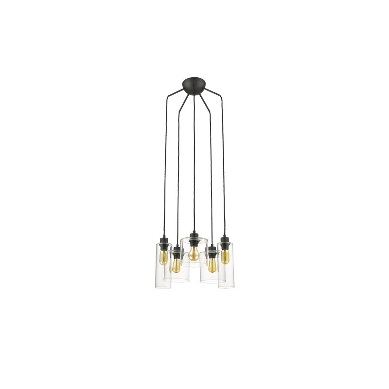 5 Market Lampes Lustres Ilo SetComptoir Suspension Des kwO80Pn
