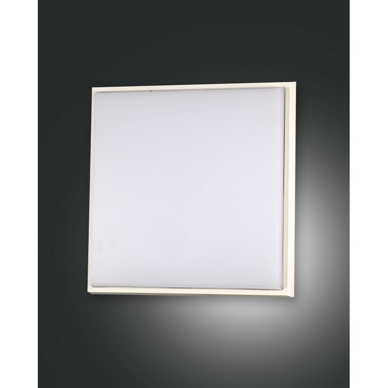Plafonnier LED Desdy 24cm Fabas Luce