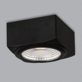 Spot plafonnier à LED Cube 12cm 2 coloris