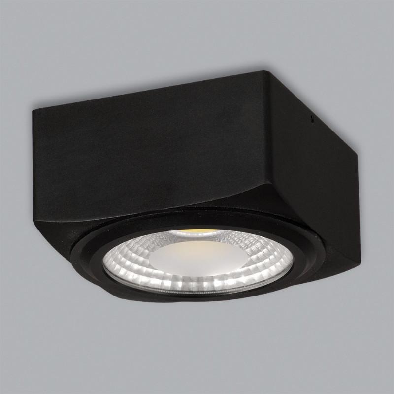 Spot plafonnier à LED Cube 12cm 2 coloris ACB Iluminacion