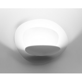 Applique LED Pirce Micro Blanc