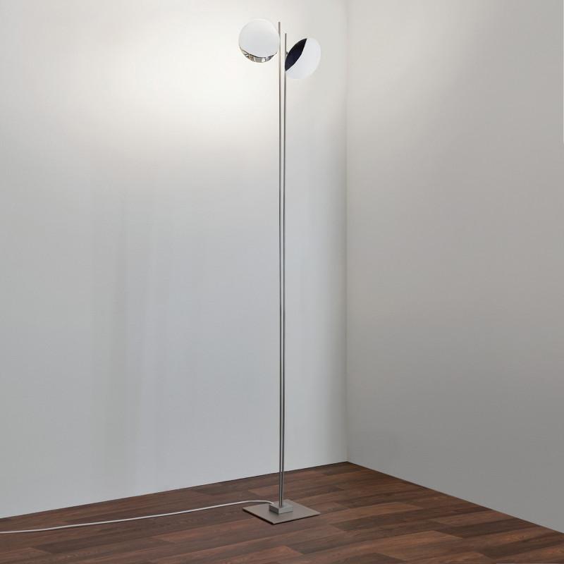 Lampadaire LED Lederam F2 Catellani&Smith