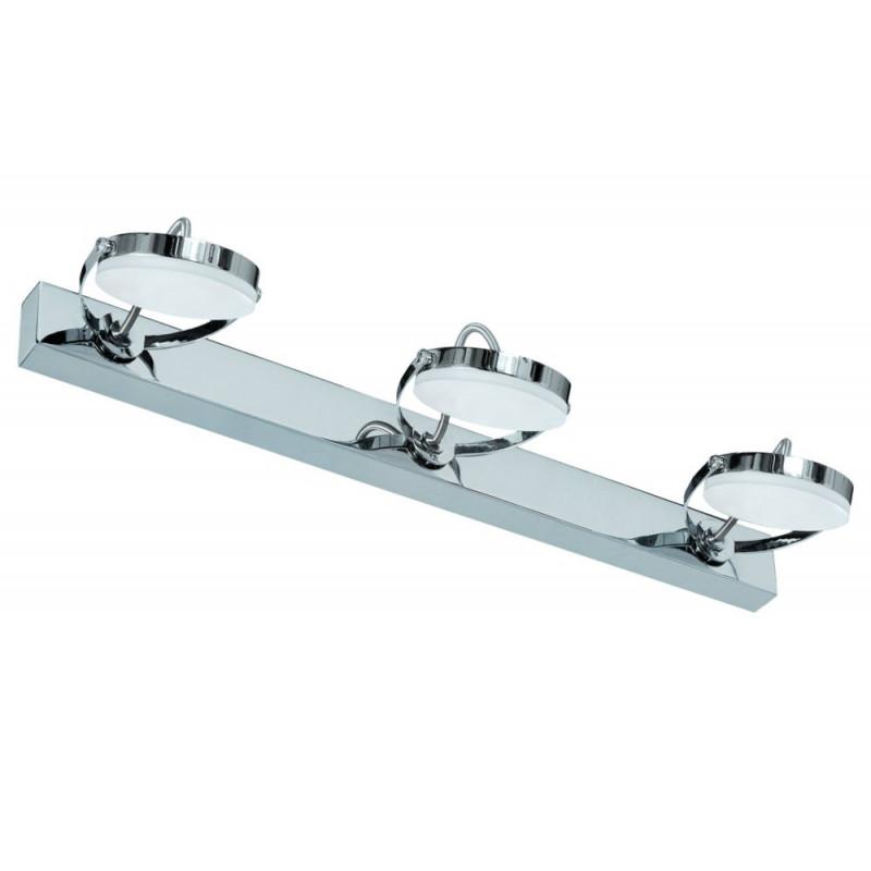 Applique de salle de bain 3 LED orientables