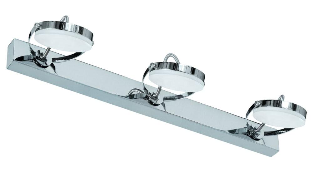 Applique de salle de bain 3 led orientables acb iluminacion