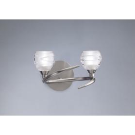 Applique Loop 2 lampes