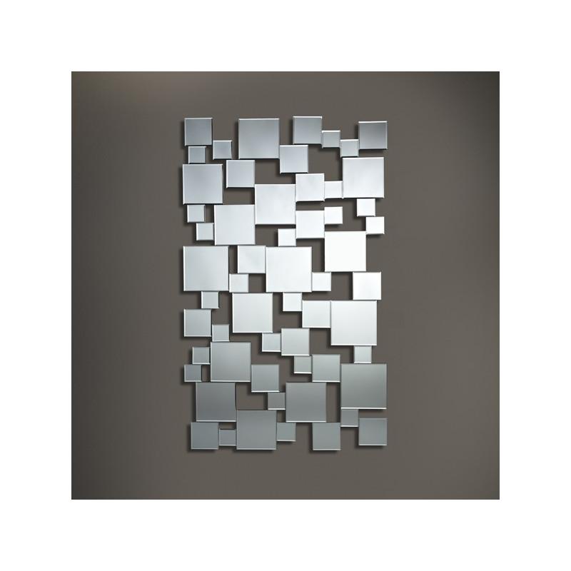 Miroir contemporain Pixels - Homka by Deknudt | Comptoir des Lustres