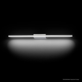 Applique LED Forte 94 cm Aluminium