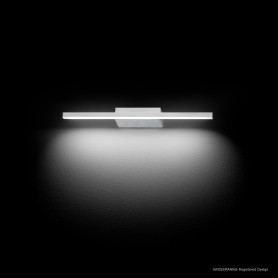 Applique LED Forte 50 cm Aluminium
