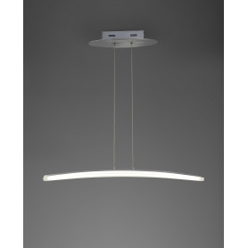 Suspension LED Hemisferic 70 cm