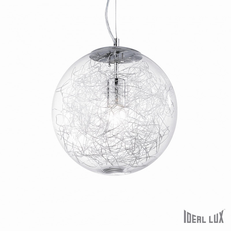 Suspension Mapa 30cm Filaments Ideal Lux